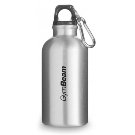 Gym Beam Sport Bottle Aluminium 400 ml.