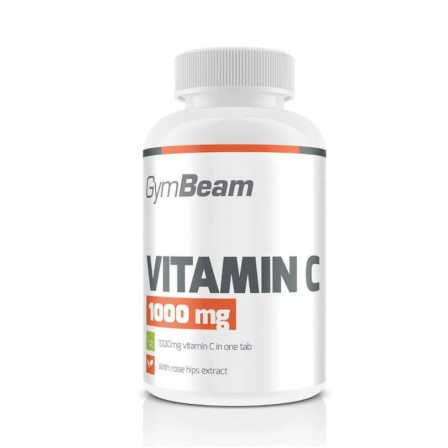 Gym Beam Vitamín C 90 tabs. 1000 mg.