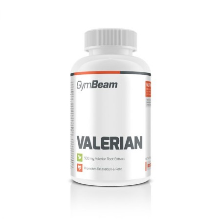 Gym Beam Valerian 60 caps.