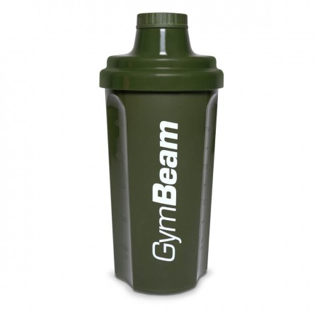 Gym Beam Shaker Military 500 ml.