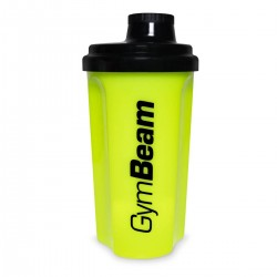 Gym Beam Shaker Yellow Grean 700 ml.