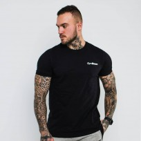 Gym Beam T-shirt Basic Black