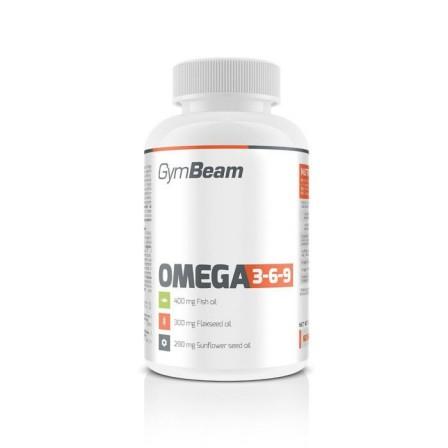 Gym Beam Omega 3-6-9 60 Softgels