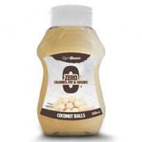 Gym Beam Zero Syrup Coconut Balls 350 ml.