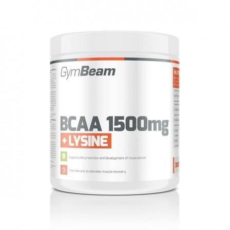 Gym Beam BCAA + Lysine 300 tabs.
