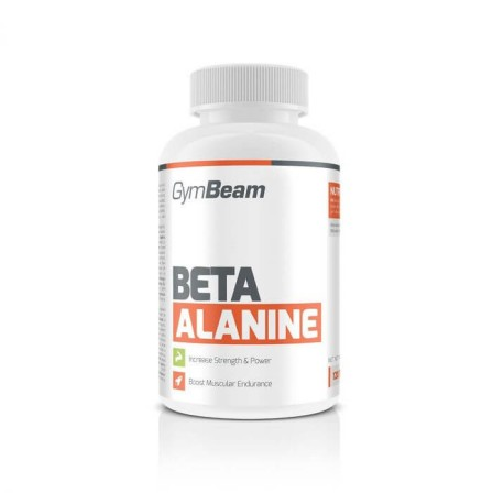 Gym Beam Beta Alanine 120 tabs.