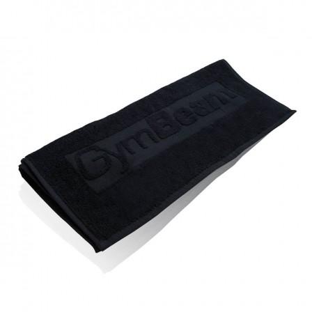 Gym Beam Towel Black - Хавлия за фитнес