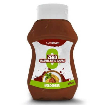 Gym Beam Bolognese Zero Sauce 350 ml.