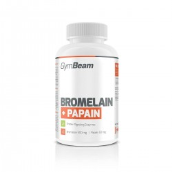Gym Beam Bromelain Papain 90 caps.