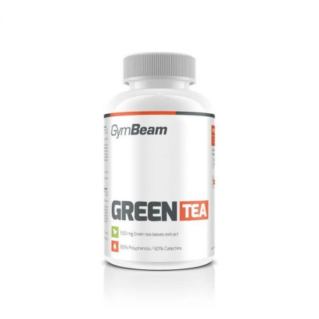Gym Beam Green Tea 120 caps.