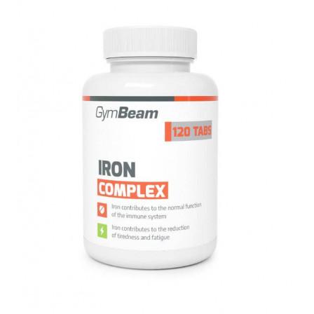 Gym Beam Iron complex 120 tabs.