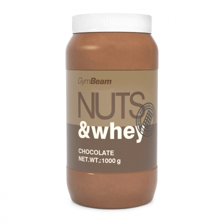 Gym Beam Peanut Butter Nuts & Whey 1000 gr.