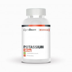 Gym Beam Potassium 60 caps.