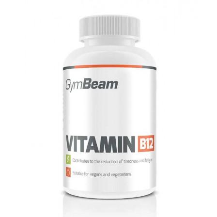 Gym Beam Vitamin B 12 90 tabs.