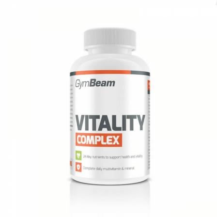 Gym Beam Vitality Complex 60 tabs.