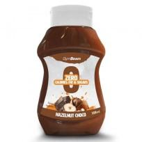 Gym Beam Zero Syrup Hazelnut Choco 350 ml.