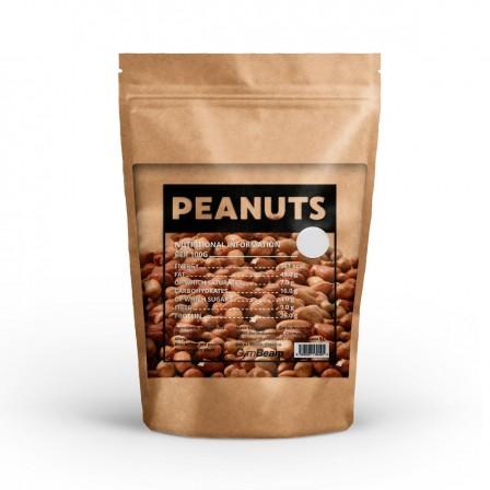 Gym Beam Peanuts Unroasted 1000 gr - Сурови фъстъци