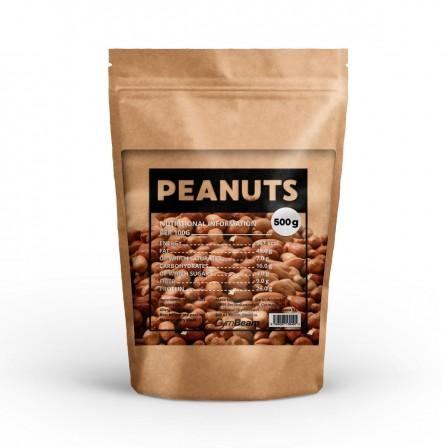 Gym Beam Peanuts Unroasted 500 gr - Сурови фъстъци