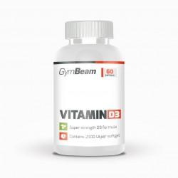 Gym Beam Vitamin D3 120 caps. 2000 IU