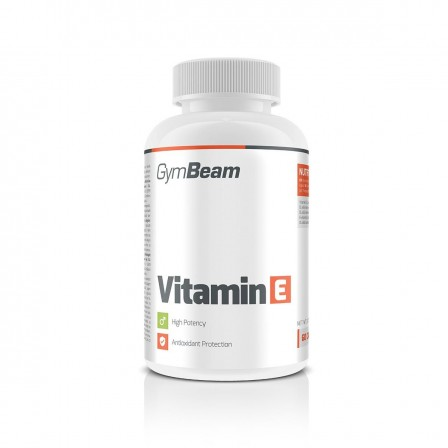 Gym Beam Vitamin E 60 caps.