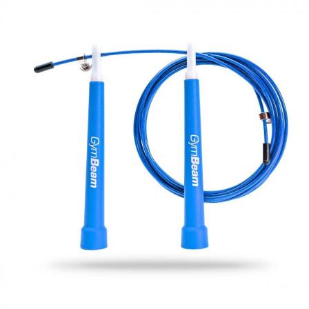 Gym Beam CrossFit Jump Rope Blue - Въже за скачане