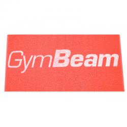 Gym Beam Towel Neon Coral - Хавлия за фитнес
