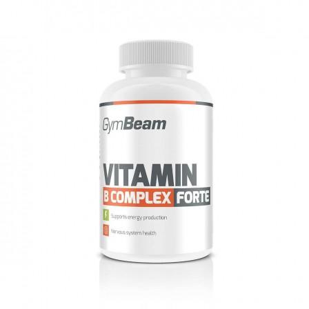 Gym Beam Vitamin B Complex Forte 90 Tabs.