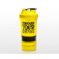 Iridium Labs Smart Premium Shaker Conquer 400 ml.