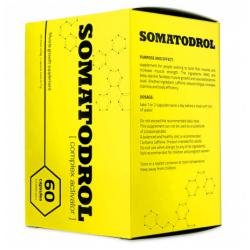 Iridium Labs Somatodrol 60 caps.