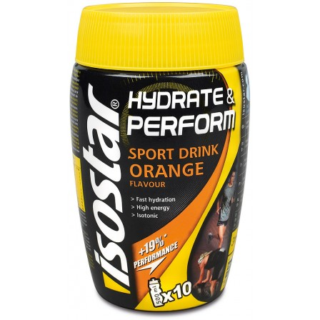 Isostar Hydrate & Perform 400 gr.