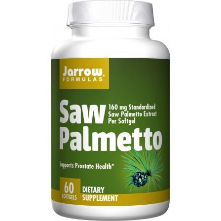 Jarrow Formulas Saw Palmetto 60 softgels