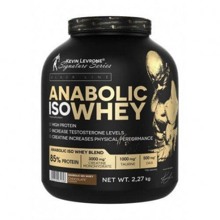 Kevin Levrone Anabolic Iso Whey 2000 gr.