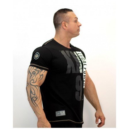 "Legal Power T-shirt ""XXL 97"" 2011-869 Black"