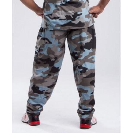 Legal Power Body Pants Camou Blue
