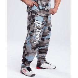 "Legal Power Body Pants ""Camou"" Blue"