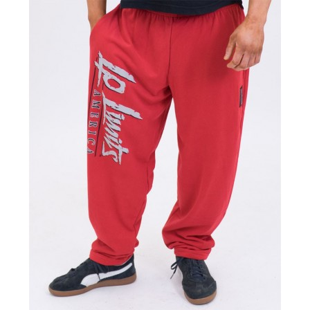 Legal Power Body Pants Ottomix Red