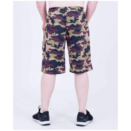 Legal Power Shorts CAMOU Camouflage 6166-864