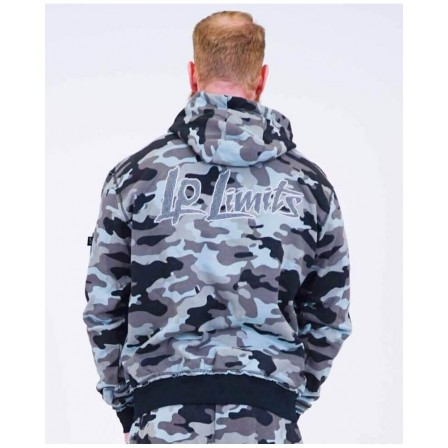 Legal Power Hoodie Camou Ottomix 4490-899 Blue