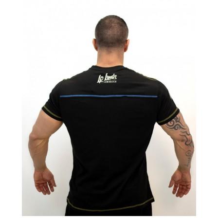 "Legal Power T-shirt ""XXL 97"" 2012-869 Black"