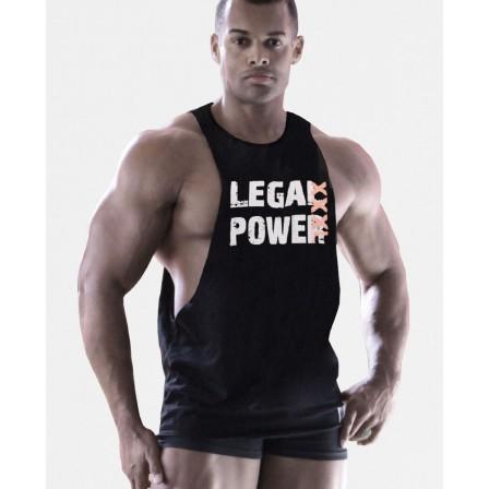 Legal Power Muscle Tank Top lp-street workout  / Мъжки Потник