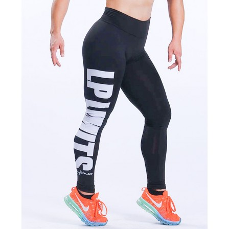 Legal Power Leggings Дамски Клин LP Limits