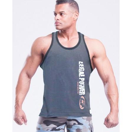 Legal Power Muscle Tank Top Muscle Beach Спортен Потник