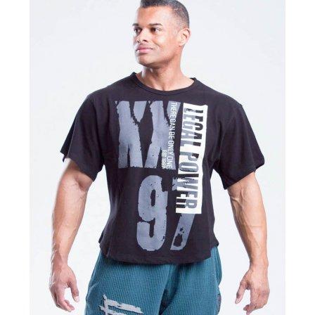 Legal Power Rag Top XXL 97 Black Спортна блуза