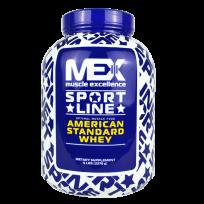 MEX American Standard Whey 2270 gr.