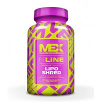 MEX Lipo Shred 120 tabs.