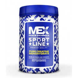 Mex Nutrition Pure Creatine Monohydrate 454 gr.