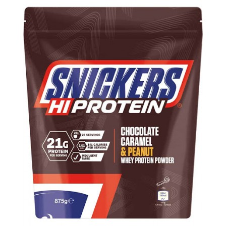 Mars Snickers Protein Powder 875 gr.