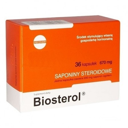 Megabol Biosterol 36 caps.