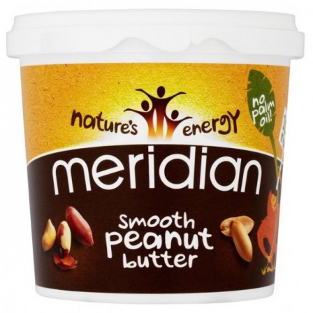 Meridian Foods Peanut Butter 1000 gr.