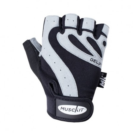 Musckit Professional Gel Grip Gloves / Фитнес Ръкавици